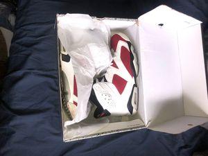 Jordan 6 retro 11/5 for Sale in Lakewood, CA