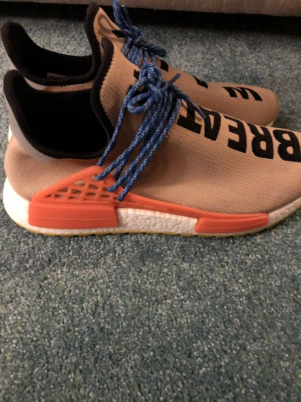 ca8257866 Adidas Human Race NMD pale nude sz 12 for Sale in Alameda