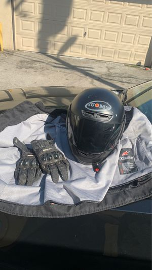 Motorcycle gear for Sale in Anaheim, CA