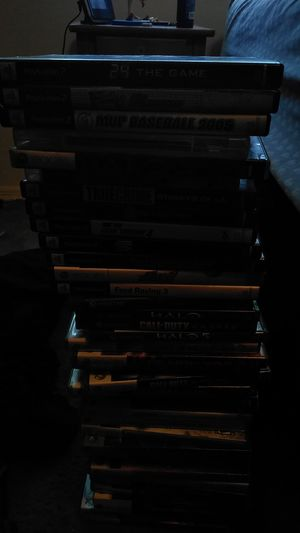 Xbox game collection and some and Playstation 2 for Sale in Phoenix, AZ