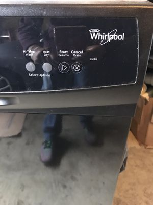 Whirlpool dishwasher for Sale in White Plains, MD