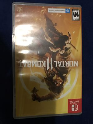 MORTAL KOMBAT 11 NEW !! For Nintendo Switch for Sale in Haines City, FL