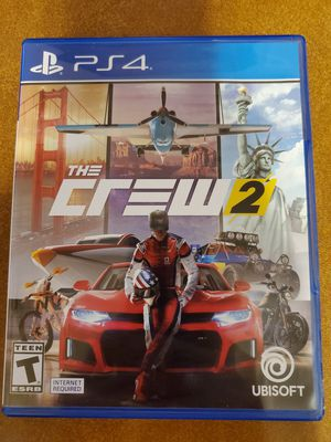 Crew 2 Ps4 for Sale in Grants Pass, OR
