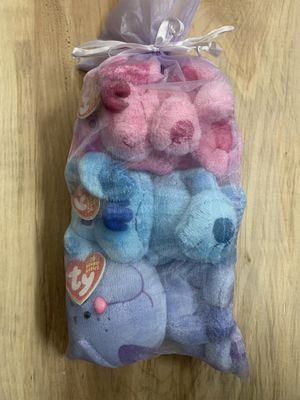 Blues Clues TY Beanie Babies Complete Collection Brand New Mint Condition for Sale in Puyallup, WA