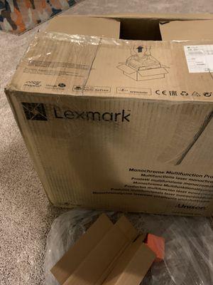 Brand new lexmark Printer! $170 OBO for Sale in Ceres, CA