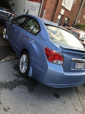 Subaru Impreza 2012 for Sale in Hyattsville, MD