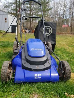 Lawn Mower, Electric for Sale in Southampton Township, NJ