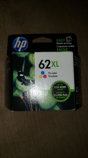 HP Inkjet Printer 62xl Color Ink for Sale in Chicago, IL