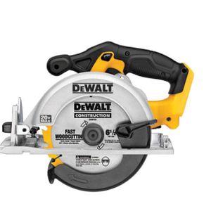 """DeWalt 6-1/2"""" Circular Saw (tool Only) Model DCS391B for Sale in Phoenix, AZ"""