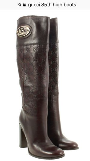 GUCCI boots 499$ for Sale in Mercer Island, WA