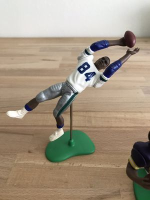 Kenner Sports Football Figurines! *1996-97! *Collectible! for Sale in San Diego, CA