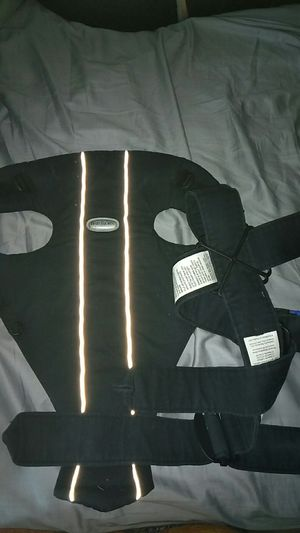 Used Classic Baby Bjorn Infant Carrier for Sale in Greensboro, NC
