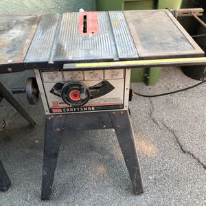 "Sears 9"" Table Saw for Sale in Los Angeles, CA"