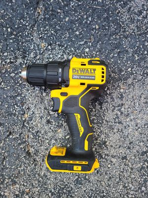 Dewalt 20v Atomic Drill Driver tool-only for Sale in Pompano Beach, FL
