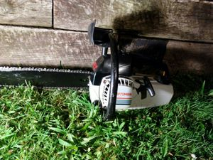 Craftsman 14 inch chain saw for Sale in Akron, OH