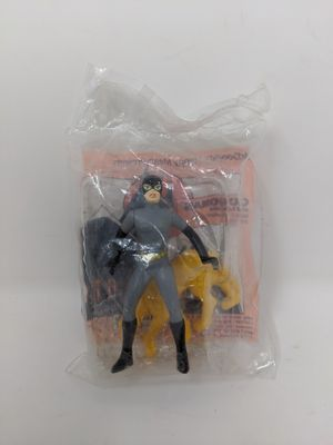 Vintage Batman catwomen toy figure McDonald's happy meal collectible for Sale in Plainview, NY