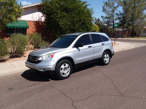 2011 Honda CRV silver clean title $5,900 cash firm clean title for Sale in Mesa, AZ