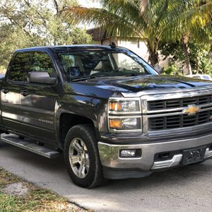 2016 Chevrolet Silverado Z71 4x4 for Sale in Hollywood, FL