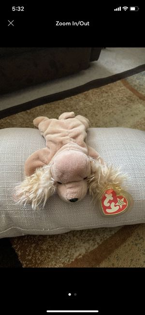 New ty beanie babies Spunky 1997 for Sale in Oceanside, CA