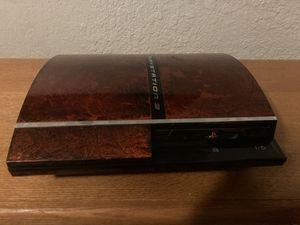 Rare Custom PS3 First Gen 60gb Backwards Compatible for Sale in Las Vegas, NV