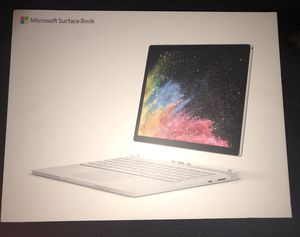 Microsoft surface book (2 generation) for Sale in Queens, NY