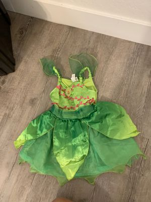 Tinker bell costume 1-2 year old toddler for Sale in City of Industry, CA