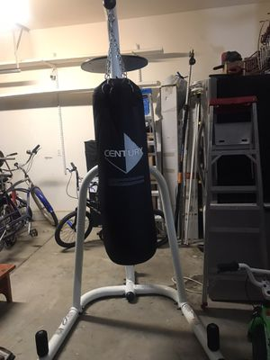 Century punching bag stand for Sale in NV, US