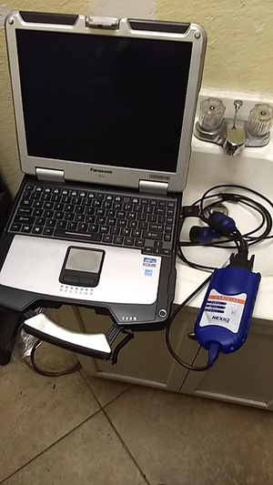 Diesel Diagnostic Laptop for Sale in Hialeah, FL