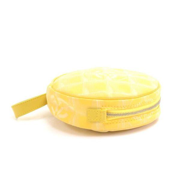Authentic Chanel wristlet bag