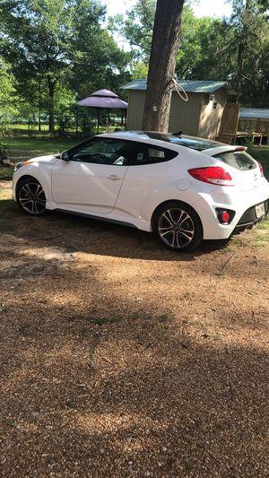 2017 Hyundai Tubro veloster for Sale in Columbia, LA
