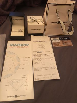 Diamond ring. New for Sale in Manheim, PA