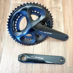 NEW Shimano 105 R7000 Crank Set for Sale in Jurupa Valley,  CA