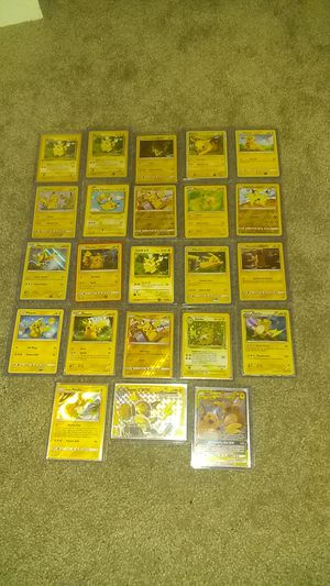 Individual Pokemon Cards for Sale in Fremont, CA
