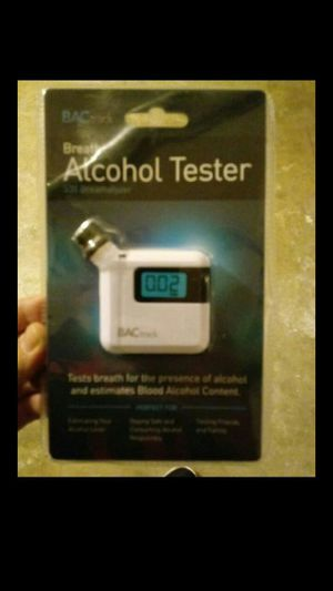Alcohol S35 Breathalyzer for Sale in Riverside, CA