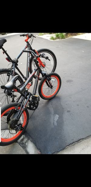 2 mountain bikes for sale for Sale in Mission Viejo, CA