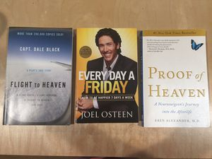 Books ALL NEW $10 for all 3 for Sale in Virginia Beach, VA