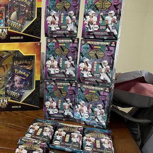 Panini Illusions NFL 2020 - Blaster for Sale in Lutz, FL