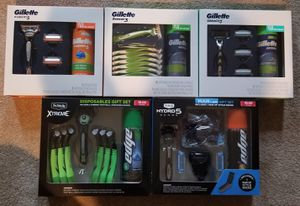 Mens razor sets for Sale in Glendora, CA
