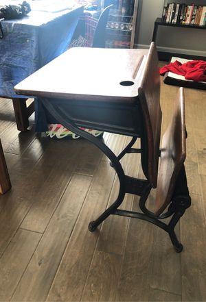 1920s Wooden School Desk ASC for Sale in Smyrna, TN