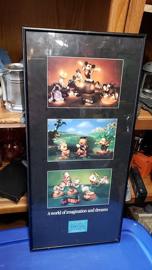 Walt disney classics collection frame for Sale in Auburn, WA