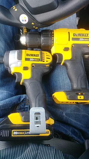 2 dewalt drills for Sale in Erie, PA