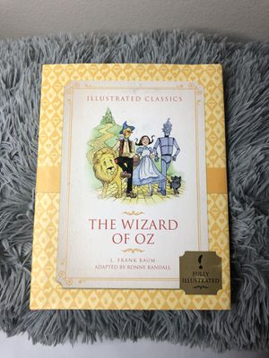 Brand NEW collectible The Wizard of Oz book for Sale in Los Angeles, CA