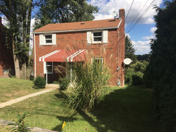 House. Rent to own or purchase in Munhall PA