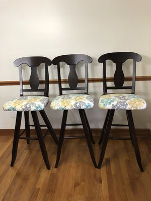 30inch bar height barstools for Sale in Hurricane, WV
