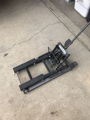 Motorcycle jack for Sale in Lompoc, CA