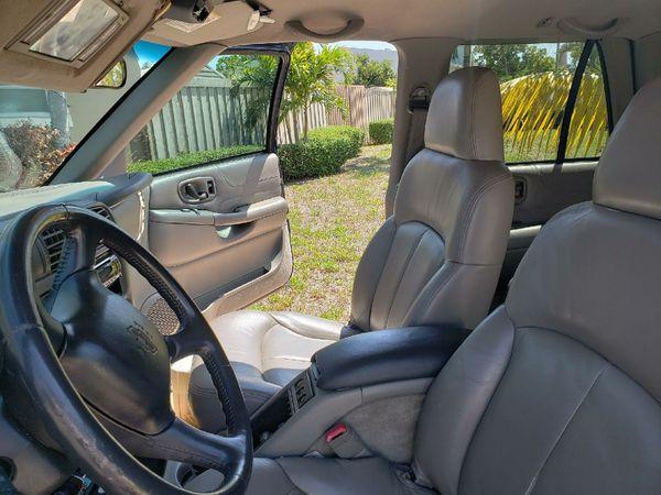 Chevy blazer 2002