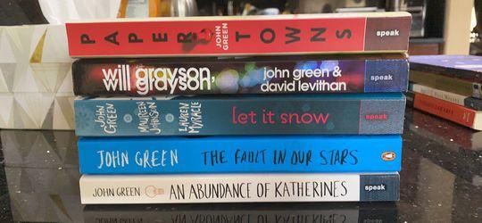 5 John Green Books for Sale in Orlando,  FL