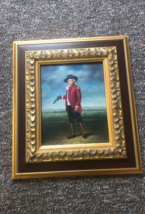 T kelly oil painting for Sale in Lake Worth, FL