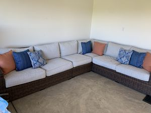 Ashley's Furniture Outdoor Living Room for Sale in Stockton, CA