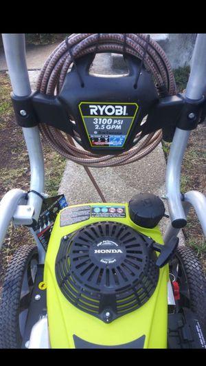 RYOBI PRESSURE WASHER 3100 psi price firm $310 for Sale in Hayward, CA